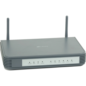 Zhone 6718-A1 Wireless Modem/Router - IEEE 802.11n - 2 x Antenna - ISM Band - 4 x Network Port - 1 x Broadband Port - USB