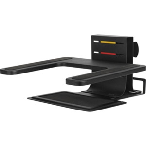 Kensington K60726WW Notebook Stand - Metal - Black