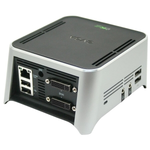 EVGA PD02 Ultra Small Thin Client - Teradici Tera1100 - 128 MB RAM - 64 MB Flash - DVI