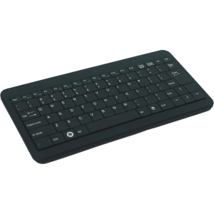 Solidtek Bluetooth Compact Mini Keyboard for PC &amp; Tablets KB-5310B-BT - Handheld, PC, Cellular Phone, Tablet, Mac