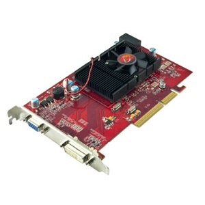 Visiontek 900374 Radeon HD 3450 Graphic Card - 512 MB DDR2 SDRAM - AGP 8x - Fan Cooler - DVI - VGA