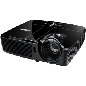 Optoma TS551 3D Ready DLP Projector - 720p - HDTV - 4:3 - F/2.4 - 2.6 - NTSC, PAL, SECAM - 800 x 600 - SVGA - 3,500:1 - 2800 lm - HDMI - VGA In - 255 W - 3 Year Warranty
