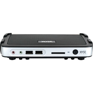 Wyse 909563-01L Desktop Slimline Thin Client - Marvell ARMADA 510 1 GHz - 1 GB RAM - 1 GB Flash - Wyse Enhanced Ubuntu Linux - DVI