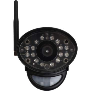 Lorex LW2711AC1 Surveillance/Network Camera - Color - CMOS - Wireless