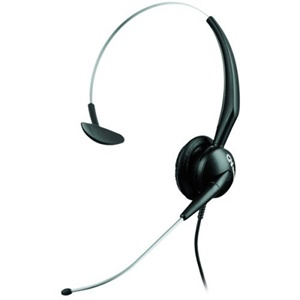 GN Jabra GN 2110 ST Mono Headset - Mono - Over-the-head