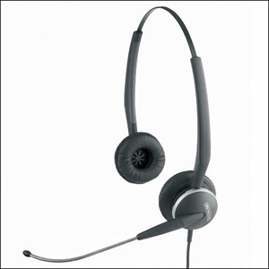 GN Jabra GN 2115 ST Stereo Headset - Stereo - Over-the-head
