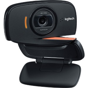 Logitech B525 Webcam - 2 Megapixel - USB 2.0 - 1280 x 720 Video - Auto-focus - Microphone