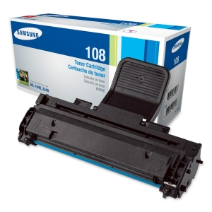 Samsung Black Toner Cartridge - Black - Laser - 1500 Page