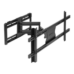 "OmniMount iQMounts IQ125C Mounting Arm for Flat Panel Display - 37"" to 52"" Screen Support - 125.00 lb Load Capacity - Aluminum - Black"