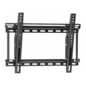 "OmniMount 37FB-T Wall Mount for Flat Panel Display - 23"" to 42"" Screen Support - 80.00 lb Load Capacity - Black"