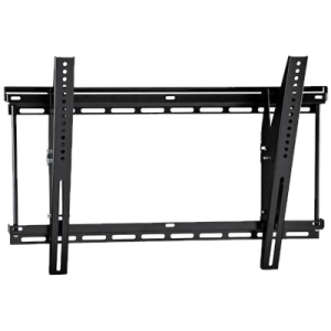 "OmniMount WorldMount 54FB-T Wall Mount for Flat Panel Display - 37"" to 63"" Screen Support - 175.00 lb Load Capacity - Black"