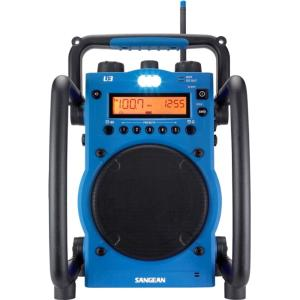 Sangean U-3 Digital AM/FM Utility Radio - 5 x AM, 5 x FM Presets