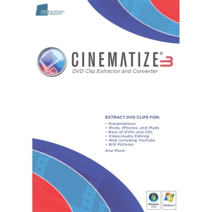 Miraizon Cinematize v.3.0 - Video Editing - PC