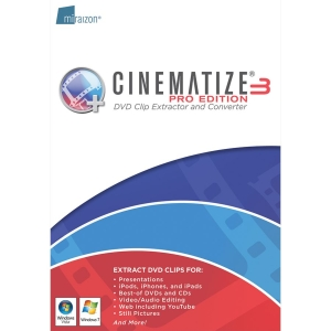Miraizon Cinematize v.3.0 Pro - Video Editing - PC