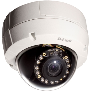 D-Link SecuriCam DCS-6511 Surveillance/Network Camera - Color, Monochrome - 3.6x Optical - CMOS - Cable