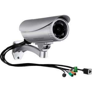 TRENDnet SecurView TV-IP322P Surveillance/Network Camera - Color - CMOS - Cable - Fast Ethernet