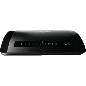 CradlePoint MBR95 Wireless Router - IEEE 802.11n - 2 x Antenna - ISM Band - 54 Mbps Wireless Speed - 4 x Network Port - 1 x Broadband Port - USB Desktop