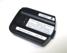 Intermec Lithium Ion Data Terminal Equipment Battery - Lithium Ion (Li-Ion) - 7.4V DC