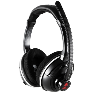 Turtle Beach EarForce PX3 Headset - Stereo - Wireless - RF - 30 ft - 20 Hz - 20 kHz - Over-the-head - Binaural - Ear-cup - Condenser Microphone