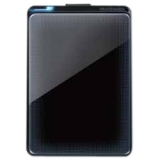 Buffalo MiniStation Plus HD-PNT1.0U3B 1 TB External Hard Drive - Black - USB 3.0