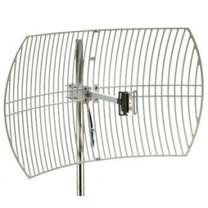 Premiertek Antenna - 24 dBi - Wireless Data Network, OutdoorDirectional