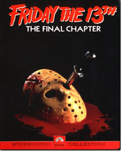 Friday the 13th - The Final Chapter (DVD)