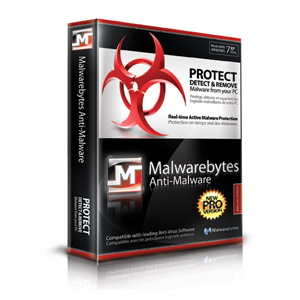 Malwarebytes Anti-Malware Pro