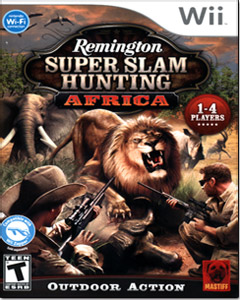 Remington Super Slam Hunting: Africa (Nintendo Wii)