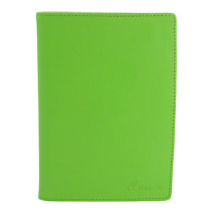 Sony Reader Protective Leather Cover Green  (PRS-500)