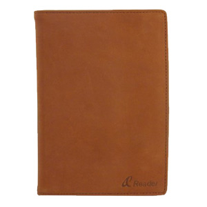 Sony Reader Protective Leather Cover for Sony Reader Brown  (PRS-500)