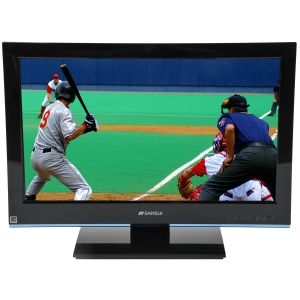 "Sansui Signature SLED2480 24"" 1080p LED-LCD TV - 16:9 - HDTV 1080p - ATSC - 1920 x 1080 - 2 x HDMI"