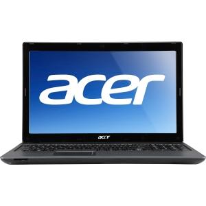 "Acer Aspire AS5250-E404G50Mikk 15.6"" Notebook - AMD Fusion E-450 1.65 GHz - 1366 x 768 WXGA Display - 4 GB RAM - 500 GB HDD - DVD-Writer - AMD Graphics Car"