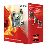 AMD A6-3500 2.10 GHz Processor - Socket FM1 - Triple-core (3 Core)