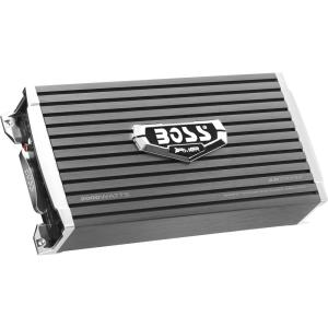 Boss ARMOR AR2000M Car Amplifier - 2000 W PMPO - 1 Channel - Class AB - 105 dB SNR - 0% THD - MOSFET Power Supply - 1 x 1 kW @ 4 Ohm - 1 x 2 kW @ 2 Ohm