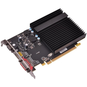 XFX HD645XCNH2 Radeon HD 6450 Graphic Card - 625 MHz Core - 2 GB DDR3 SDRAM - PCI Express 2.1 x16 - 800 MHz Memory Clock - 2560 x 1600 - CrossFire - Passive Cooler - DirectX 11.0 - HDMI - DVI - VGA