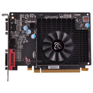 XFX HD657XCNF2 Radeon HD 6570 Graphic Card - 650 MHz Core - 2 GB DDR3 SDRAM - PCI Express 2.1 - 1300 MHz Memory Clock - 2560 x 1600 - Fan Cooler - HDMI - DVI - VGA