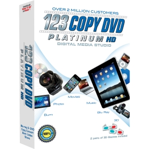 Bling Software 123 Copy DVD 2012 Platinum