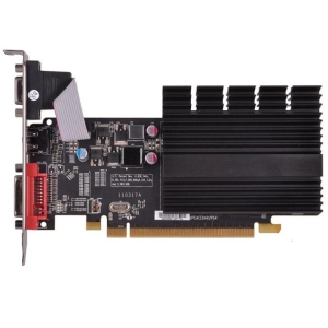 XFX HD-645X-ZQH2 Radeon HD 6450 Graphic Card - 650 MHz Core - 1 GB DDR3 SDRAM - PCI Express 2.1 x16 - Low-profile - 1066 MHz Memory Clock - 2560 x 1600 - Passive Cooler - DirectX 11.0, OpenGL 4.1 - HDMI - DVI - VGA