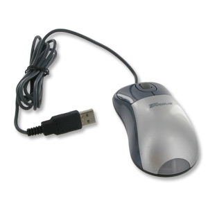 Targus Optical Notebook Mouse - PAUM004