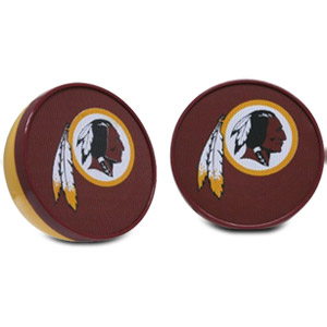 iHip NFL Officially Licensed Speakers, Washington Redskins