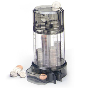 Perfect solutions coin sorter and dispenser ebay - Sorting coin bank ...