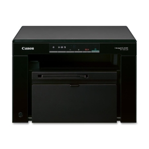 Canon imageCLASS MF3010 Laser Multifunction Printer - Monochrome - Plain Paper Print - Desktop - Printer, Copier, Scanner - 19 ppm Mono Print - 1200 x 600 dpi Print - 19 cpm Mono Copy LED - 600 dpi Optical Scan - 150 sheets Input - USB