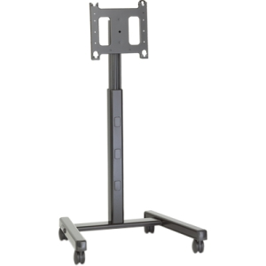 "InFocus INF-MOBCART Display Stand - 42"" to 55"" Screen Support"