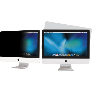 "3M PFIM27 Desktop Privacy Filter for iMac 27"" Black - 27"" LCD - iMac"