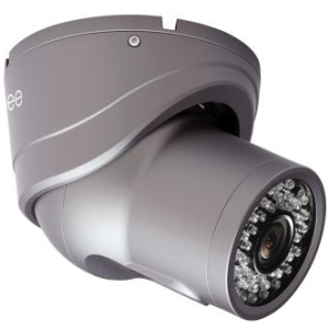 Q-see Elite QD6003D Surveillance/Network Camera - Color - 4.3x Optical - CCD - Cable