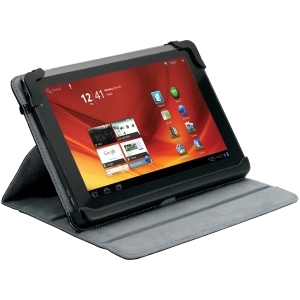 "Targus Truss THZ080US Carrying Case for 10.1"" Tablet PC - Black - Nylon"