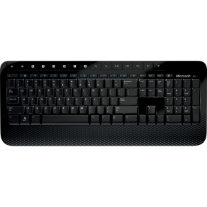 Microsoft 2000 Keyboard - Wireless - RF - USB 2.0 - English (North America) - Computer - QWERTY