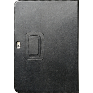 "Kensington K39398WW Carrying Case (Folio) for 10.1"" Tablet PC - Black - Leather"