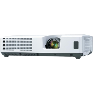 Hitachi CP-X2521WN LCD Projector - 720p - HDTV - 4:3 - NTSC, PAL, SECAM - 1024 x 768 - XGA - 2,000:1 - 2700 lm - HDMI - USB - VGA In - Ethernet