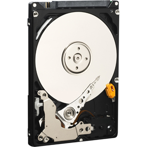 WD Scorpio Blue WD1600BPVT 160 GB 2.5&quot; Hard Drive - Plug-in Module - SATA - 5400 rpm - 8 MB Buffer - Hot Swappable